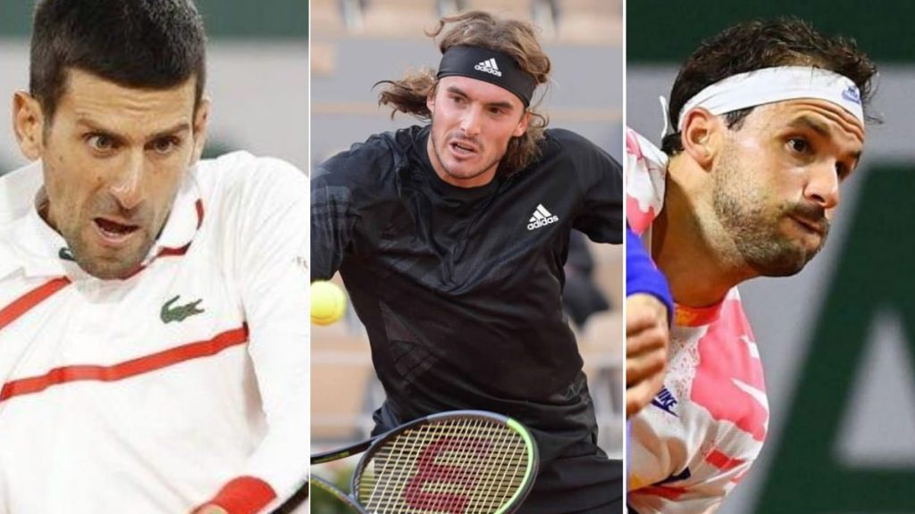 day 6 french open - FirstSportz