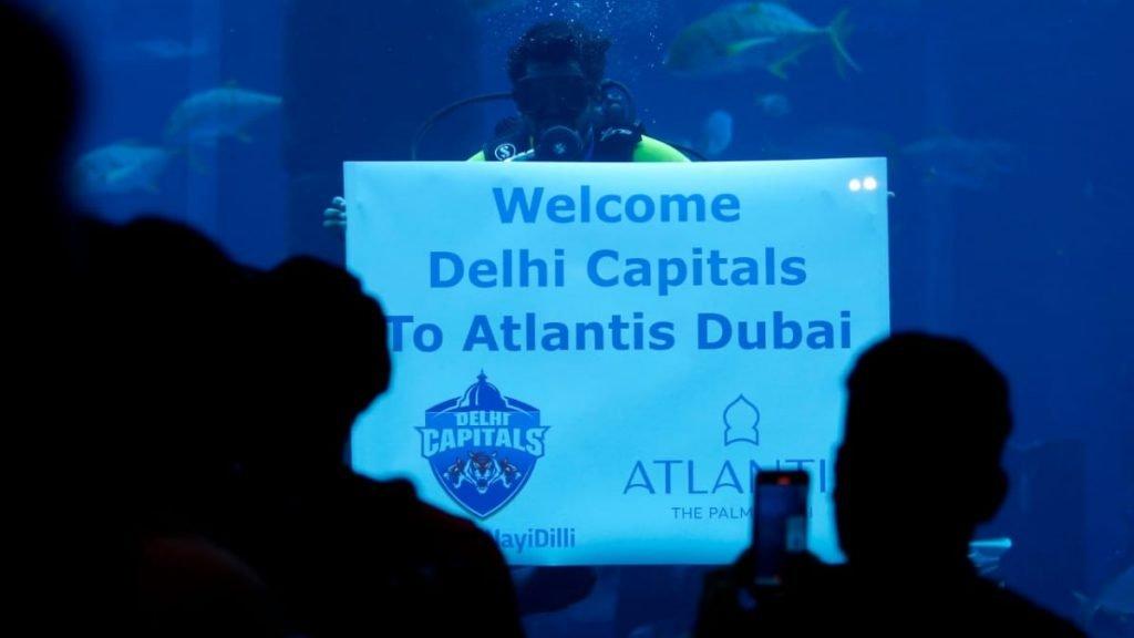 delhi capitals atlantis - FirstSportz