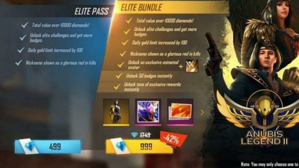 Garena Free Fire: How to get Elite Pass for free in October 2020 »  FirstSportz