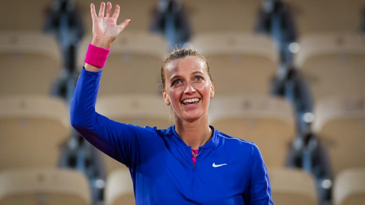 Petra Kvitova to win in three sets