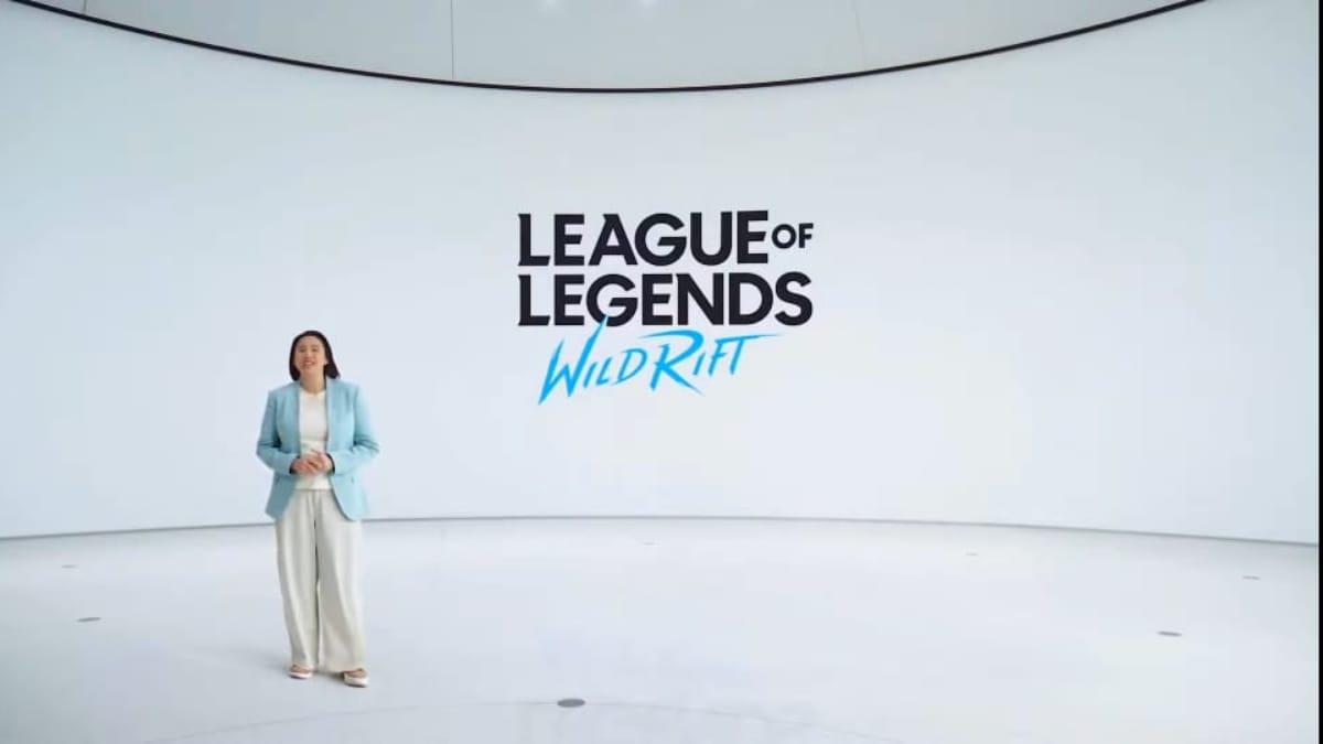 Apple announces League of legends Wild Rift on iPhone12 » FirstSportz