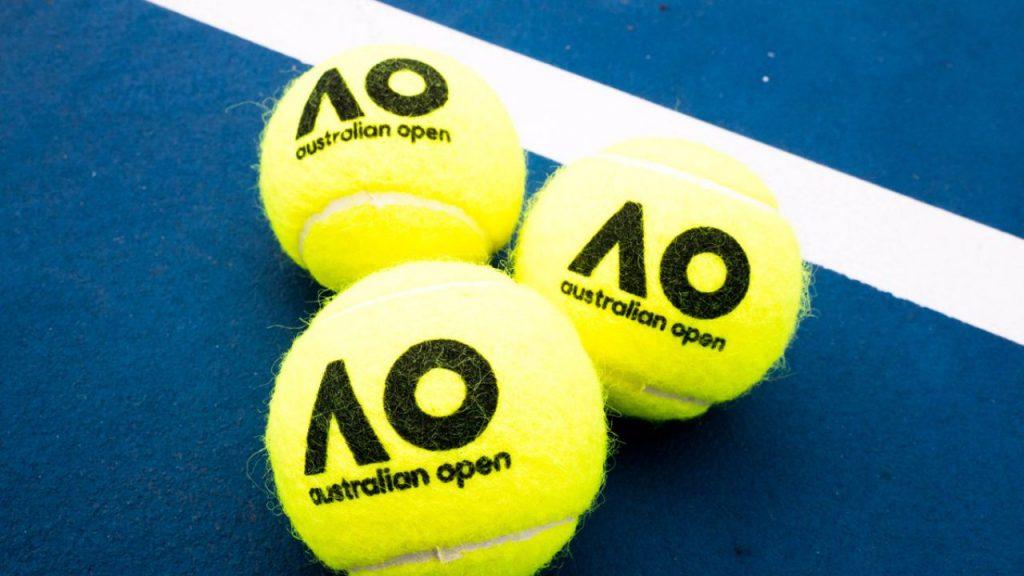 Australian Open 1 - FirstSportz