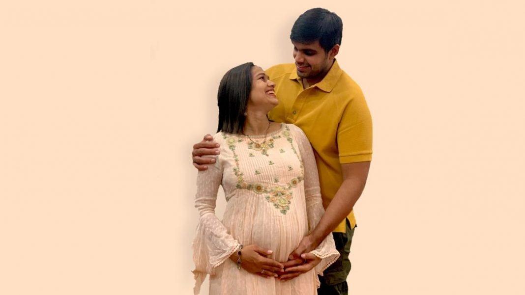Babita Phogat and husband Vivek Suhag
