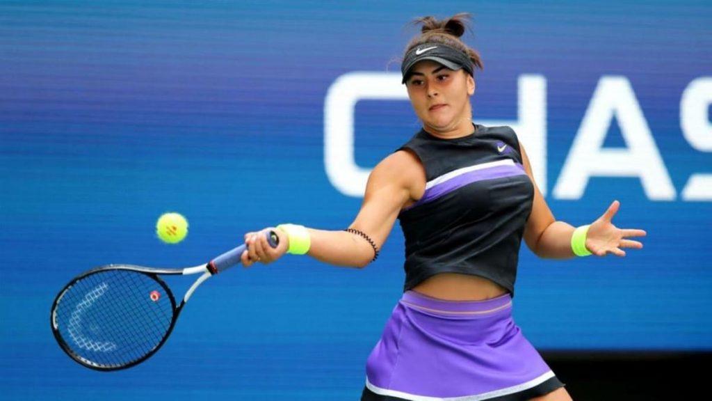 Bianca Andreescu - FirstSportz