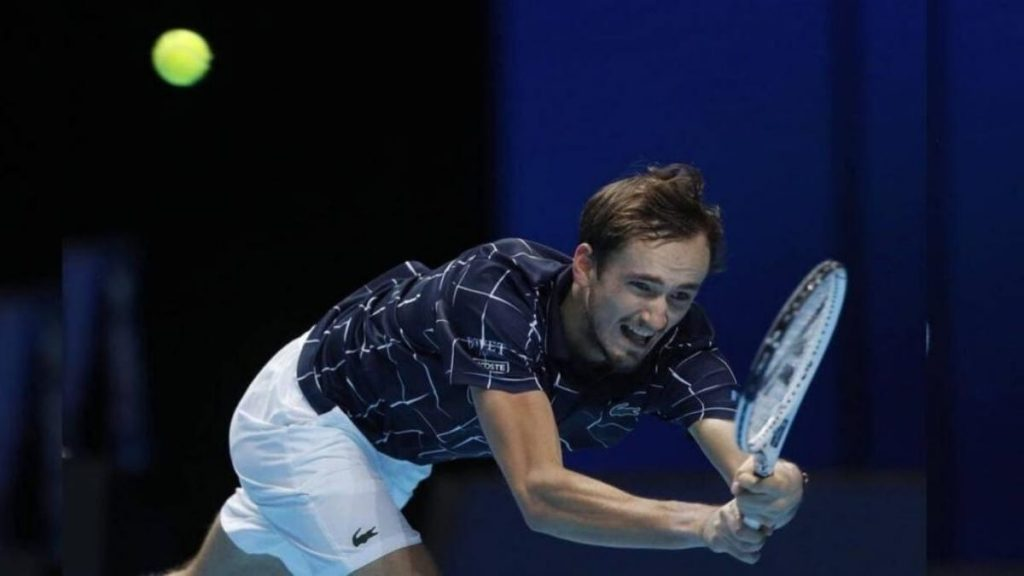 Daniil Medvedev1 - FirstSportz