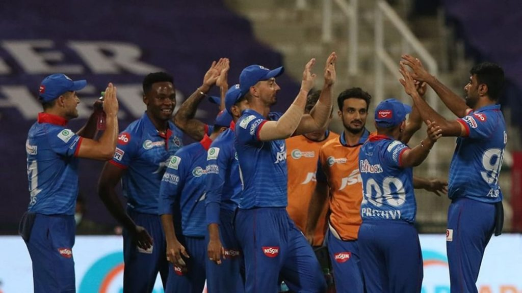 Delhi Capitals 1 - FirstSportz