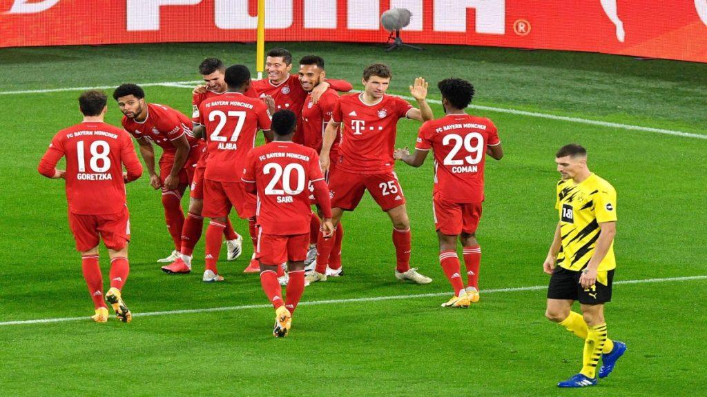 Dortmund Vs Bayern 2021
