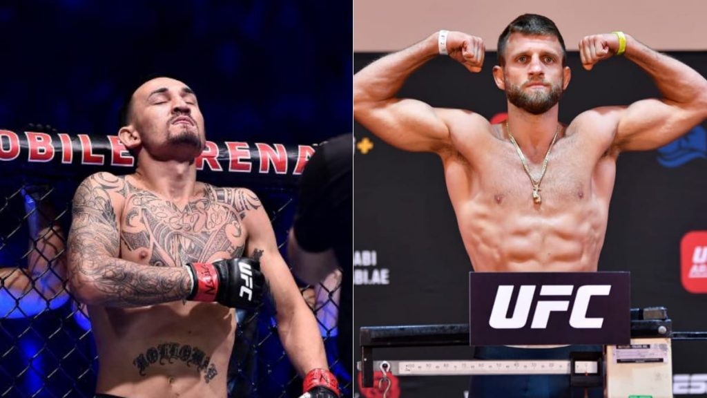 Max Holloway Favoured Over Calvin Kattar Based On Betting Odds Firstsportz