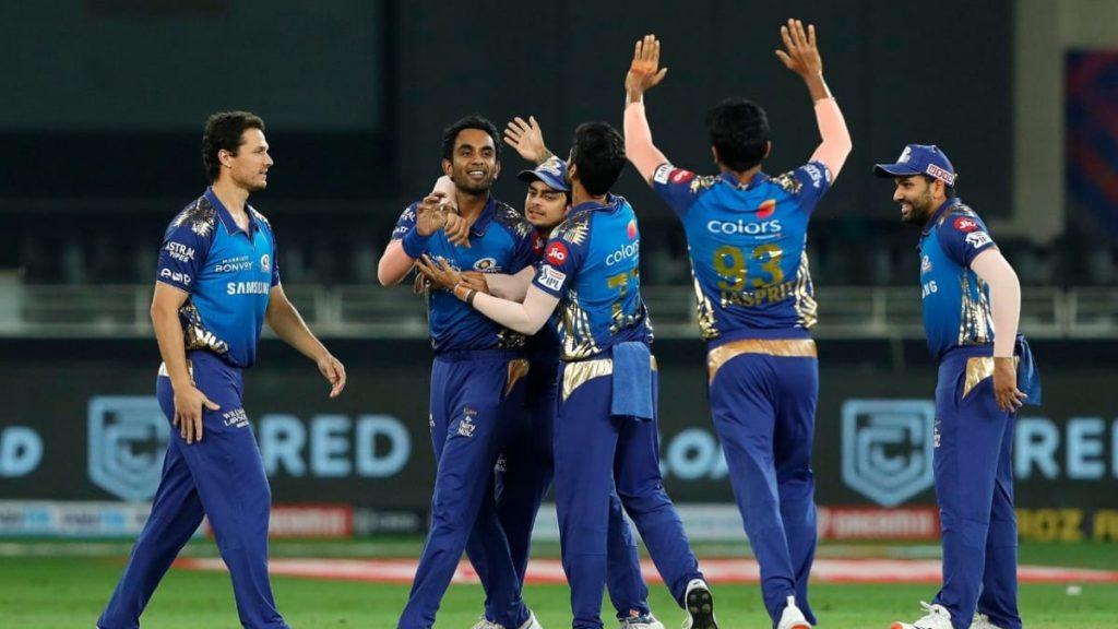 Mumbai Indians 2 - FirstSportz