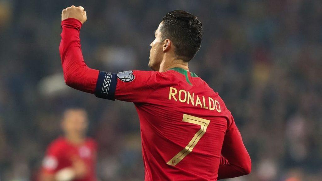 3 Records Cristiano Ronaldo could break in Euro 2020