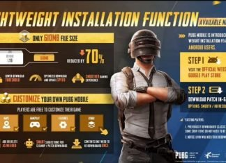 What is the File size of Pubg Mobile India?