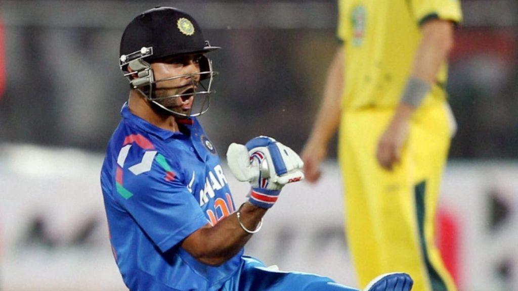 Top 5 ODI matches between India vs Australia » FirstSportz