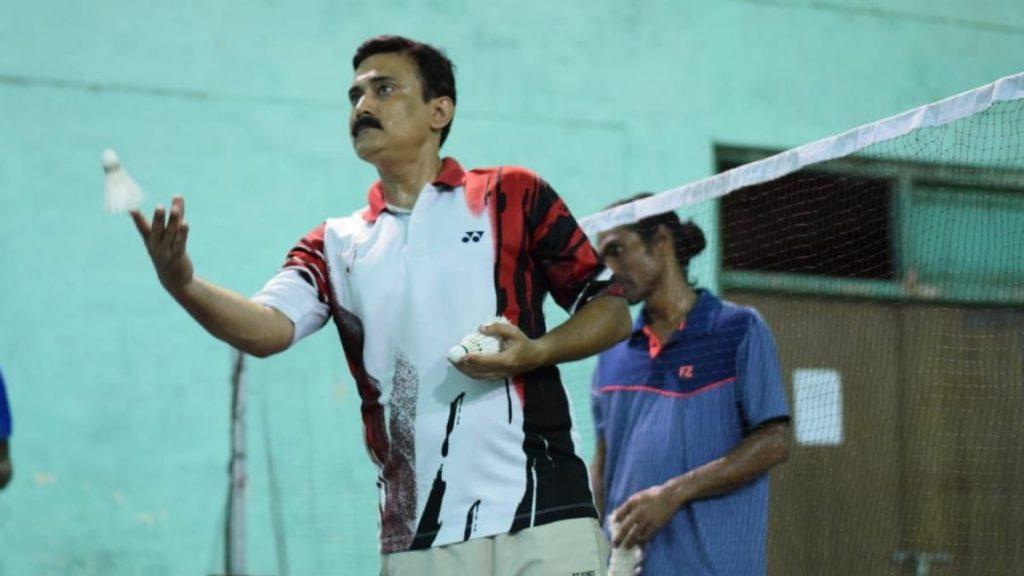 Para Badminton academy coach