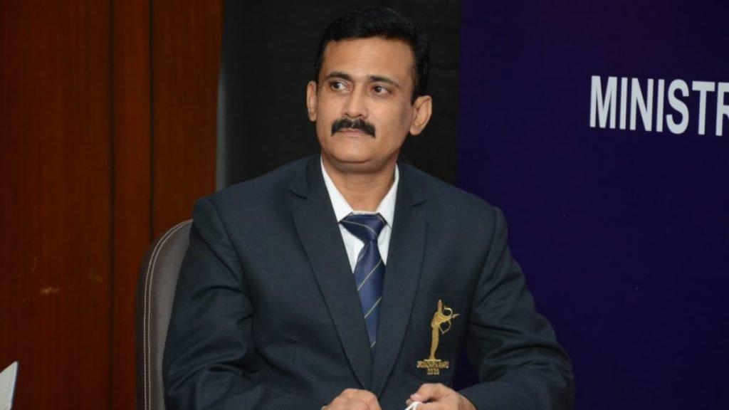 Para badminton academy coach gaurav khanna
