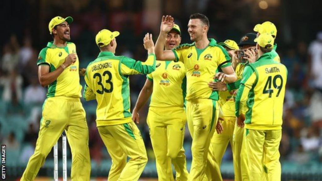 Ind vs Aus: Australia won the second ODI by defeating India by 51 runs