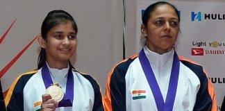 Palak Kohli and Parul Parmar