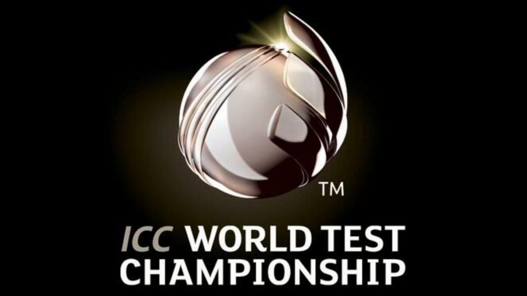 World Test Championship logo