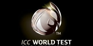 World Test Championship final logo