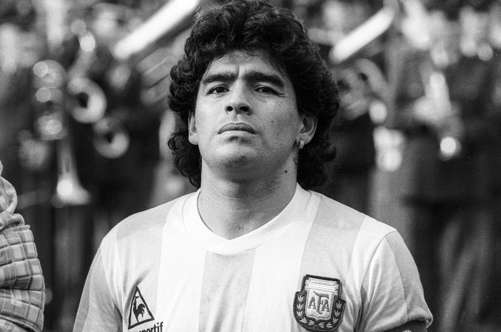 diego maradona - FirstSportz