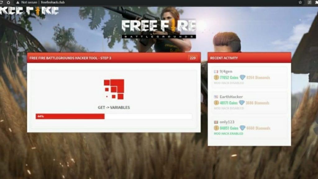 free fire hack 3 - FirstSportz