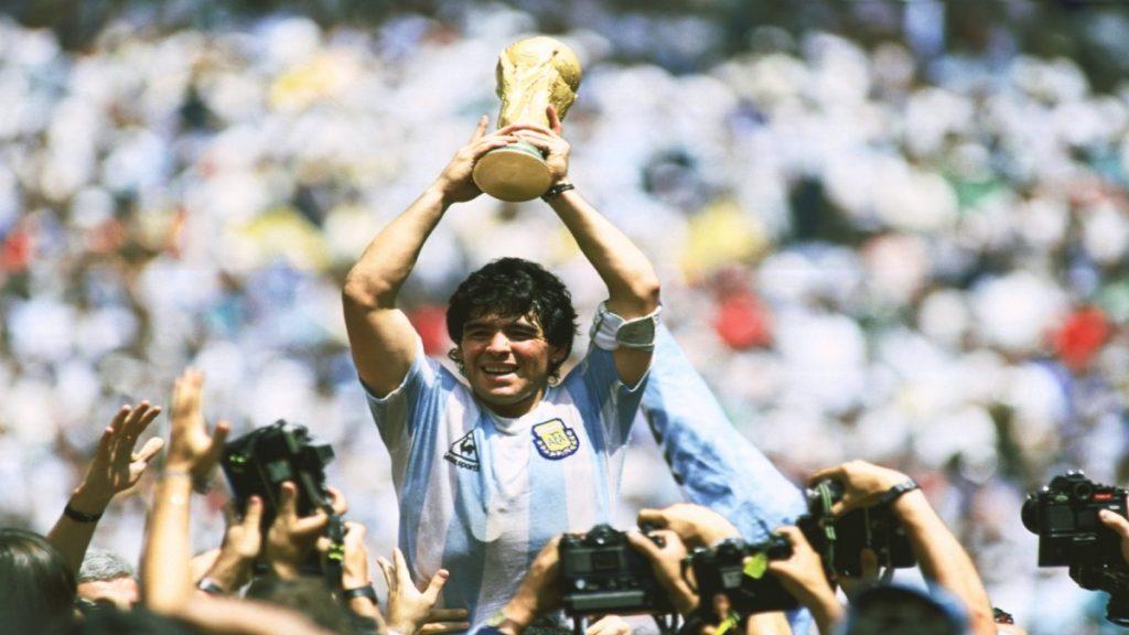 maradona86 - FirstSportz