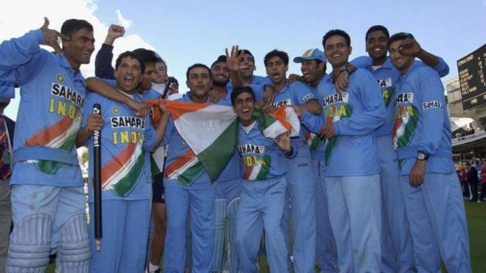 India Natwest Series win
