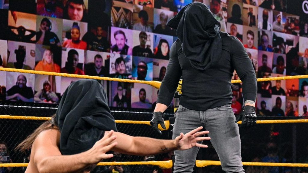 WWE NXT results – 18/11/2020 (NXT Champion Finn Balor returns, 2 Championship Matches) » FirstSportz
