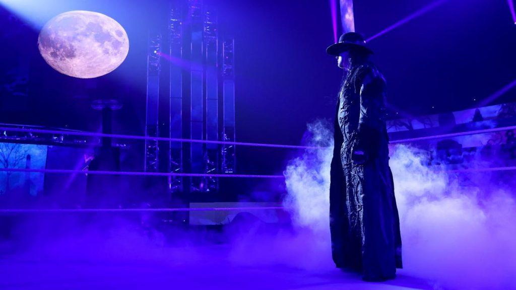 wwe undertaker farewell - FirstSportz