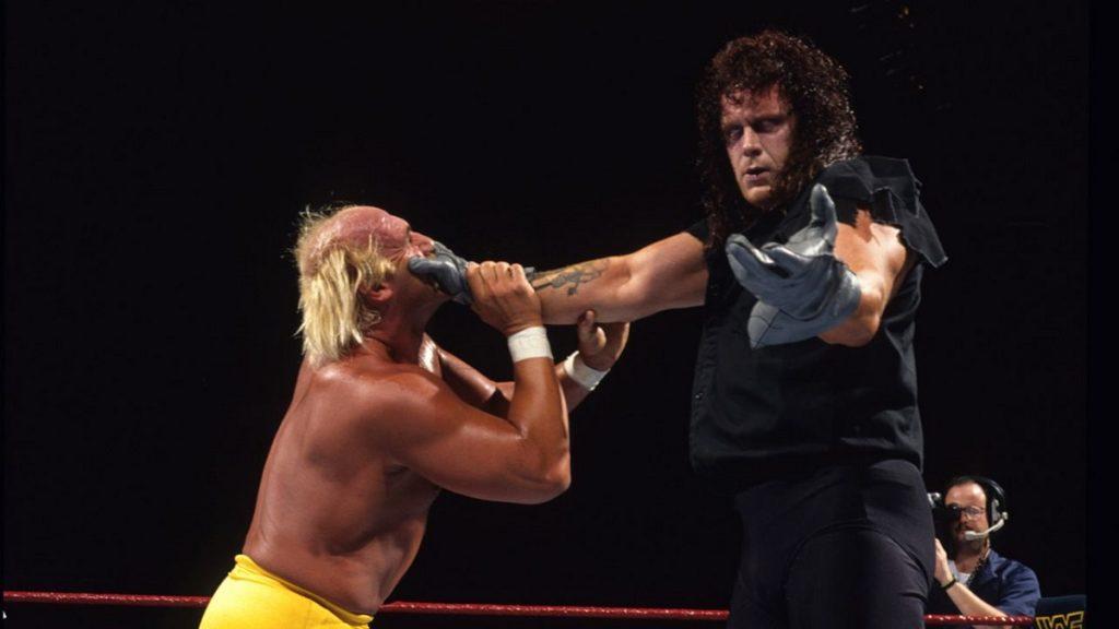 wwe undertaker hulk hogan - FirstSportz