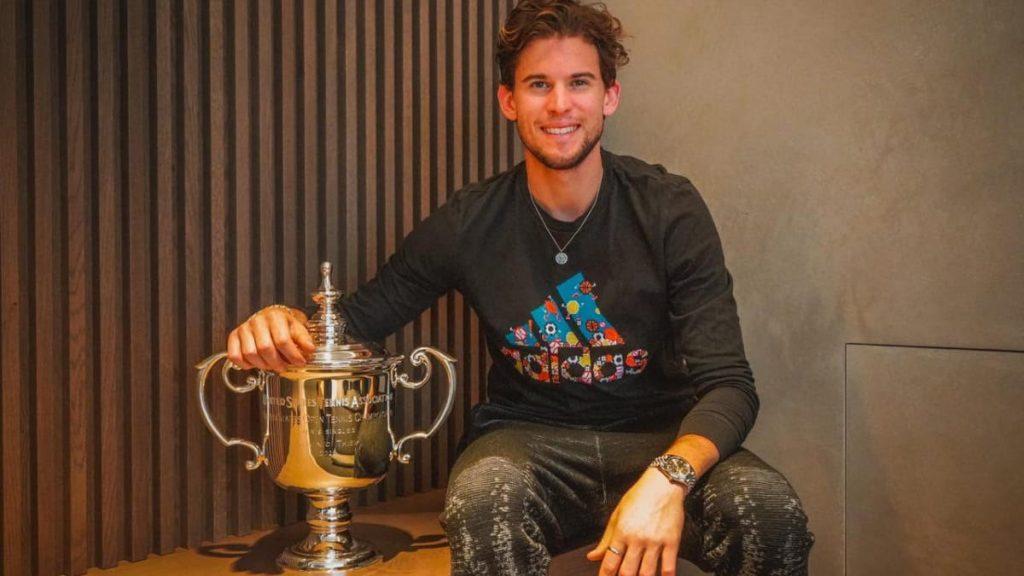 Dominic Thiem - FirstSportz