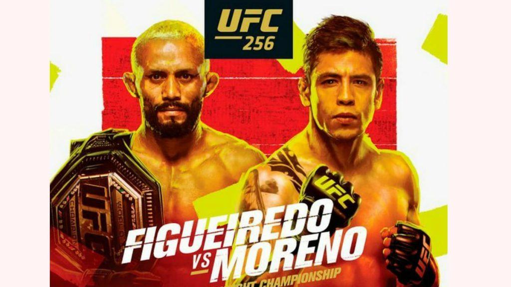 UFC 256 (Main Event): Deiveson Figueiredo vs Brandon Moreno Preview and Predictions » FirstSportz