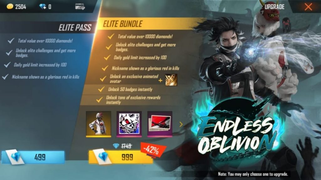 Garena Free Fire: How to get Elite Pass Season 31 for free in December 2020  » FirstSportz