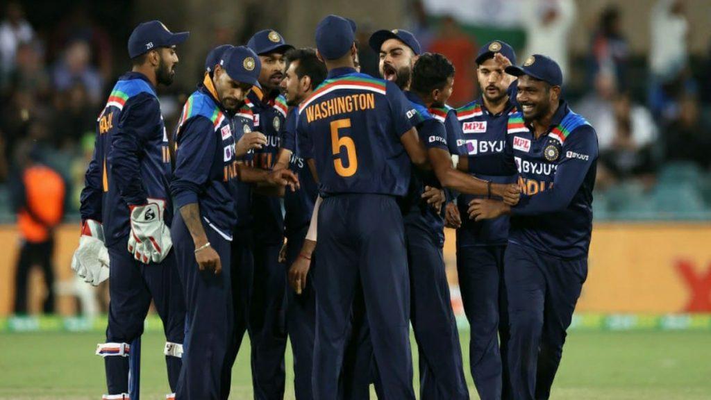 India vs Australia 1 - FirstSportz