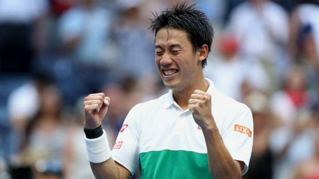 Kei Nishikori - FirstSportz