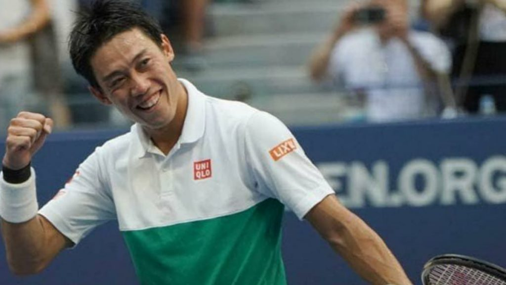 Kei Nishikori 4 - FirstSportz