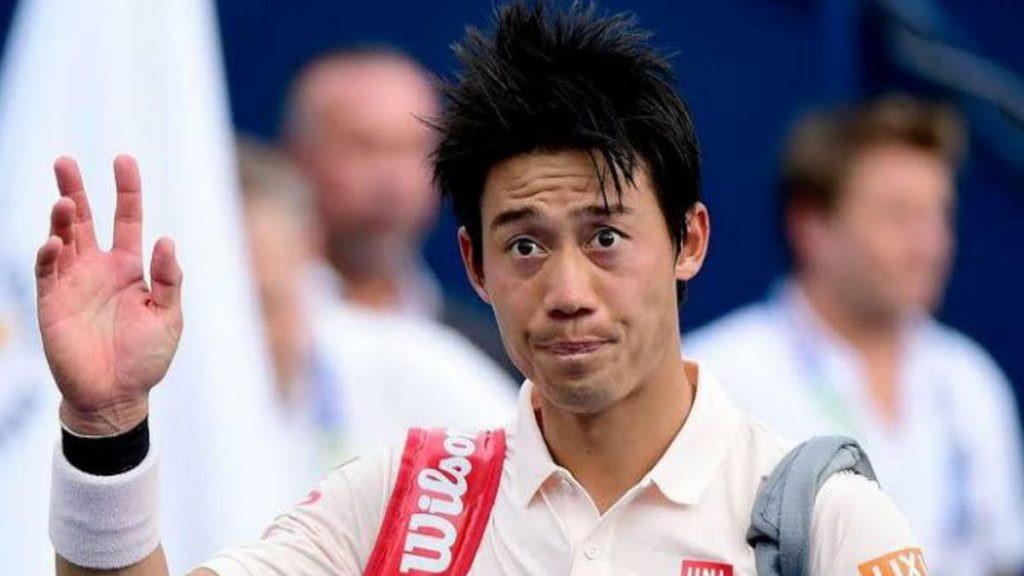 Kei Nishikori 5 - FirstSportz