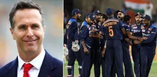 Michael Vaughan and Indian Cricket Team