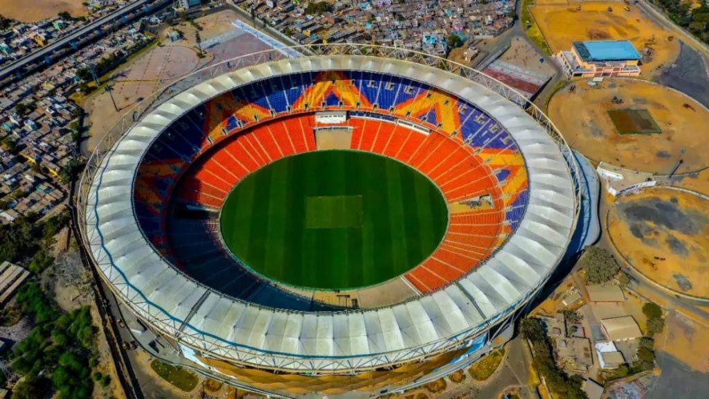 Motera's Sardar Patel Stadium
