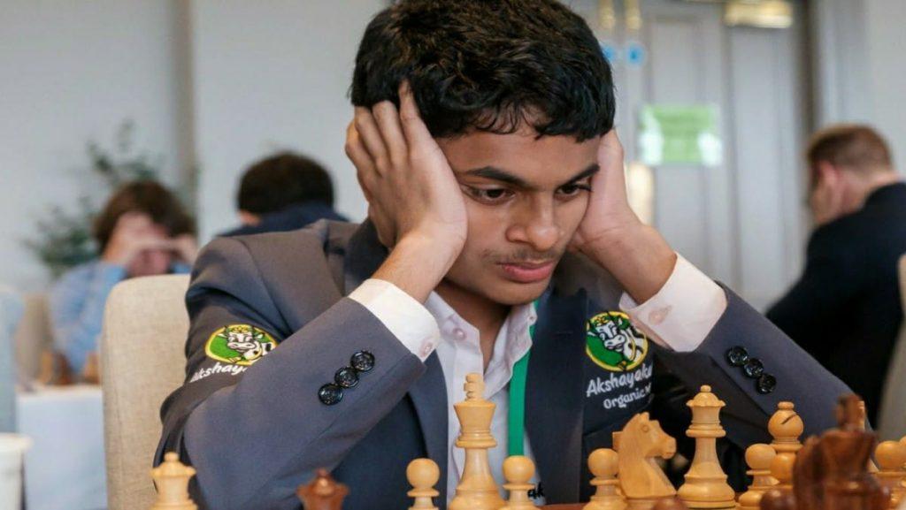 Nihal Sarin - FirstSportz