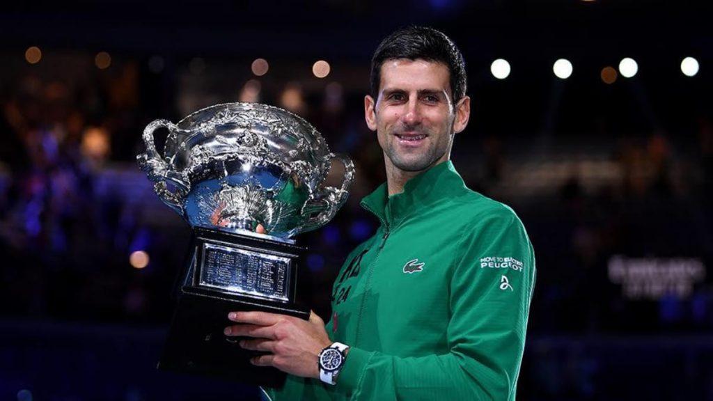 Novak Djokovic - FirstSportz