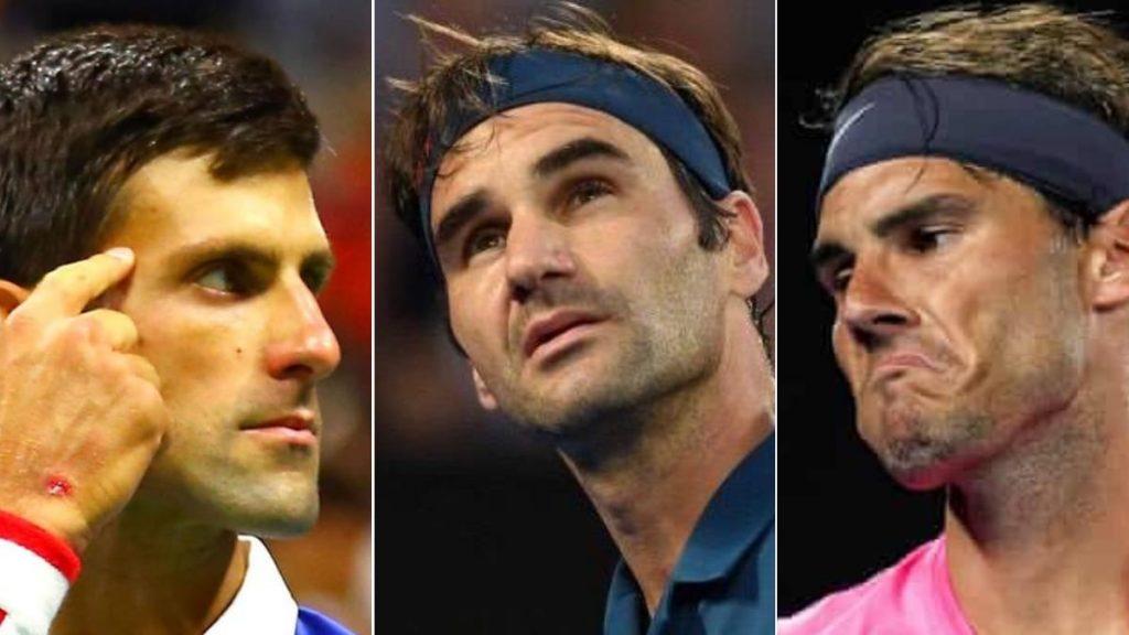 Novak Djokovic Roger Federer Rafael Nadal 1 - FirstSportz