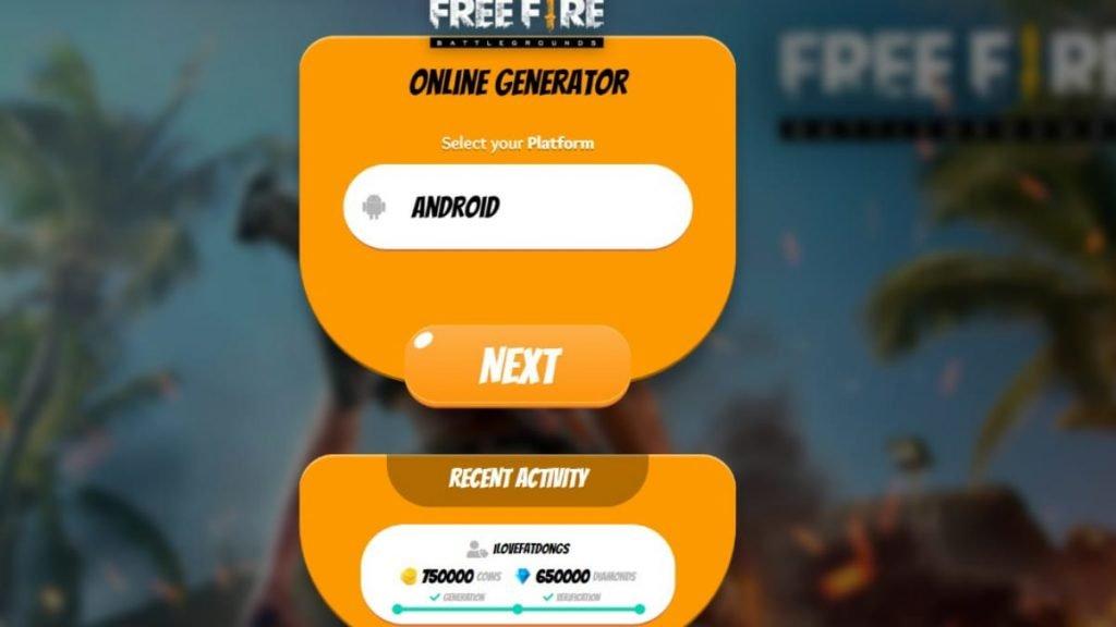 How to hack free fire diamonds 99 999