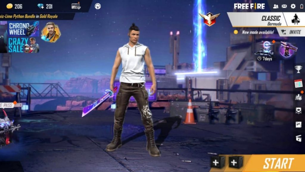Garena Free Fire How To Get Cr7 S Chrono Character For Free Here Is The Trick Firstsportz