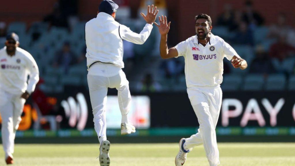 Ravi Ashwin - FirstSportz