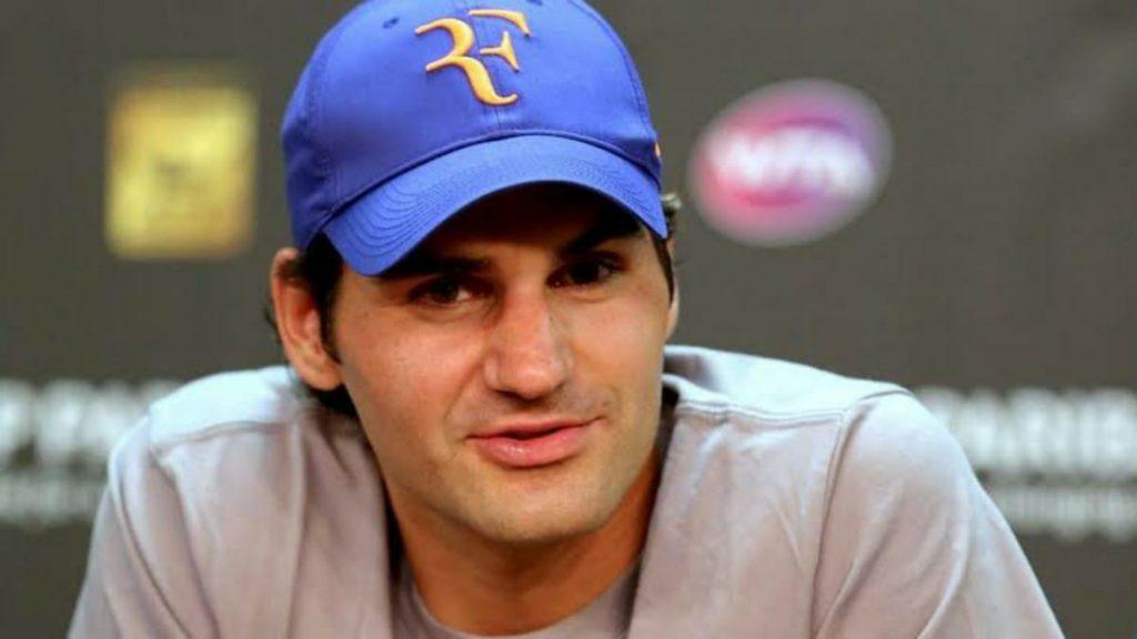 Roger Federer RF Cap - FirstSportz