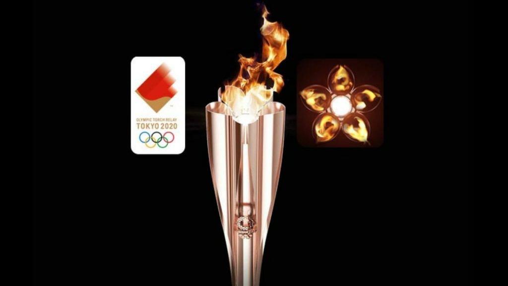 Tokyo Olympics Torch - FirstSportz