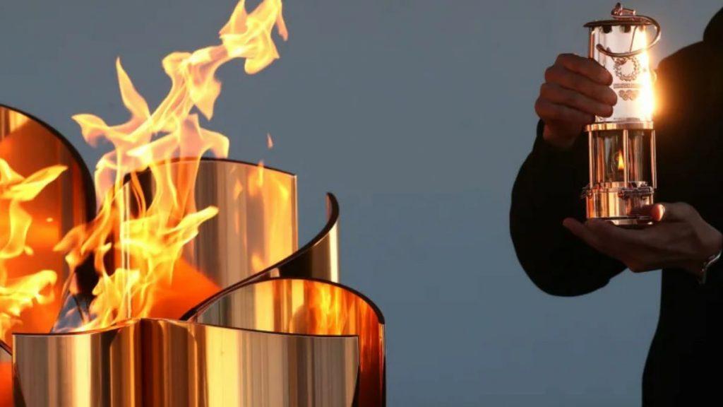 Tokyo Olympics Torch Relay - FirstSportz