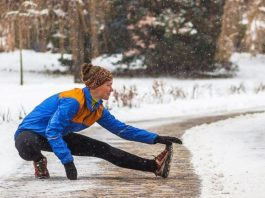 Ways to lose weight during winter