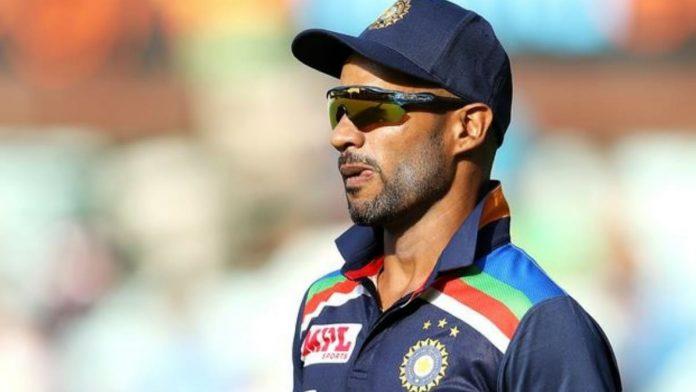 Shikhar Dhawan to lead India team for Sri Lanka
