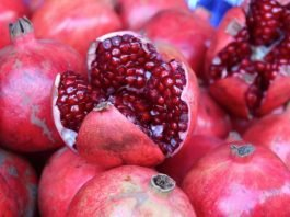 Steer Clear Of Infections in Winters with the Pomegranate Season